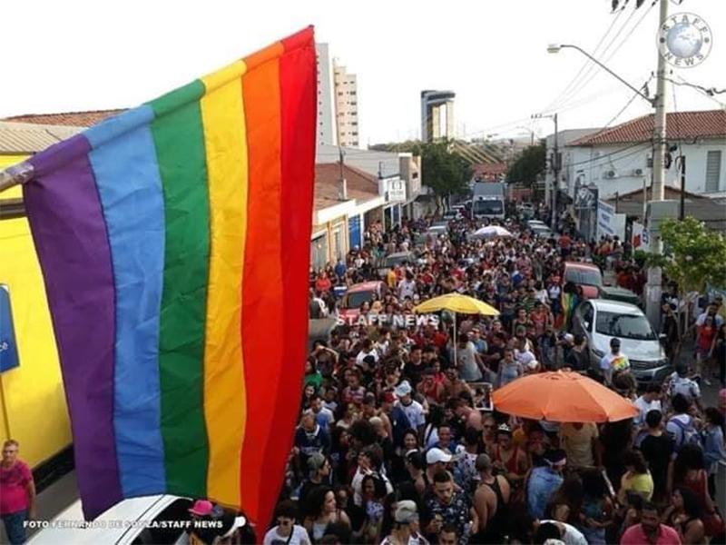 Parada LGBT de Salto