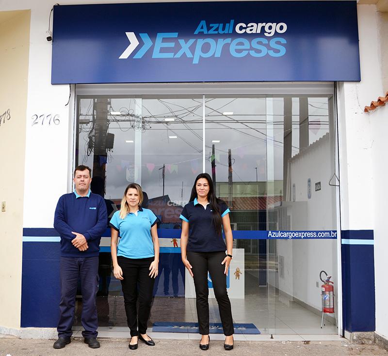 Azul Cargo Express Itu