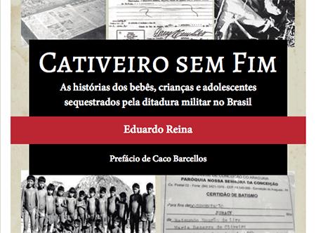 Cativeiro sem fim: livro que relata sequestro e morte de crianças na ditadura será lançado em Salto