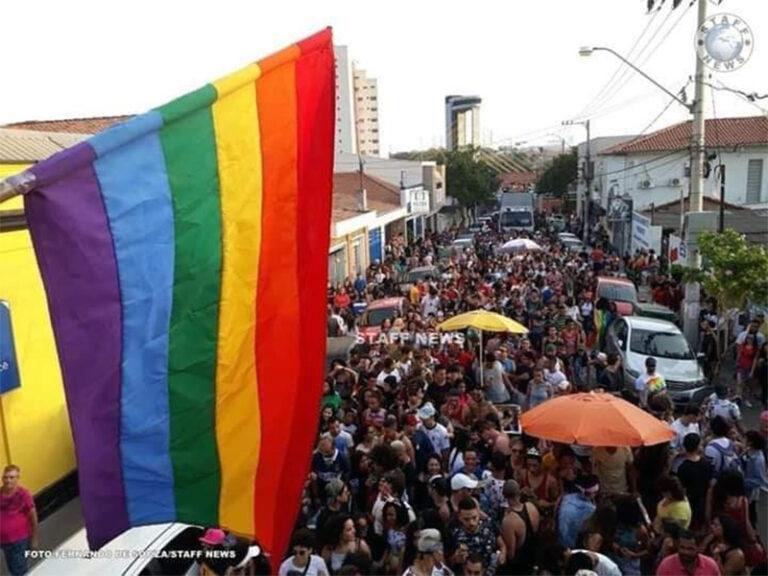 Começa hoje a Pré-Parada LGBT de Salto, no Biblioteca Lounge Bar