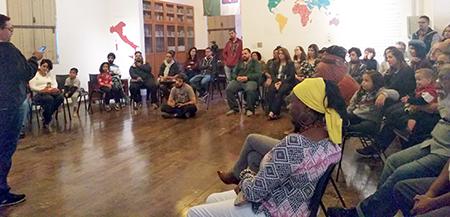 2º Sarau Café com Preto foi realizado no Museu de Salto, domingo, dia 14