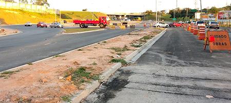 Prefeitura garante que obras na Avenida José Maria Marques, em Salto, não estão paradas