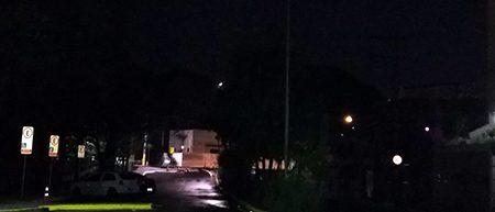 Read more about the article Como Salto está escura e insegura: Avenida Vicente Scivittaro é um exemplo disso