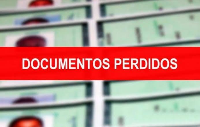 Eduardo Cristiano Vieira Josefino perdeu seus documentos
