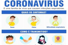 Veja as dicas da Secretaria da Saúde de prevenção ao coronavírus