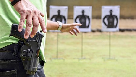 Read more about the article Que tal fazer um curso de tiro para iniciantes em Salto?