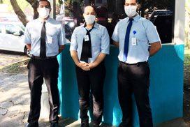 Setores administrativos do Hospital Monte Serrat têm trabalho diferenciado