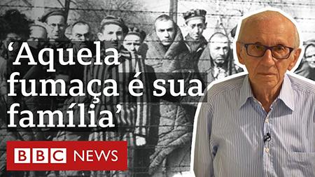 Imperdível: brasileiro que sobreviveu ao Holocausto fará live direto da Câmara de Itu