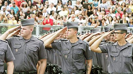 Polícia Militar de São Paulo deve abrir até 5.605 vagas em concursos em 2020