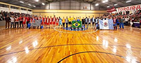 Calendário do futsal 2020 será apresentado hoje, dia 10, em reunião