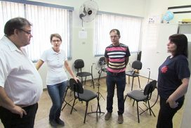 Read more about the article Cáritas Interparoquial mostra a vereadores aplicação de recursos encaminhados à instituição