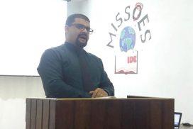 Read more about the article Pastor Weber Gusmão, da Igreja Batista Manancial, fala ao Blog do Nelson Lisboa