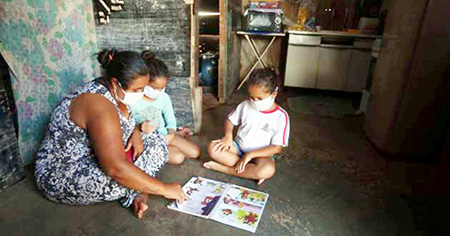 Saiba como ajudar uma criança ou adolescente de Salto continuar estudando em 2020