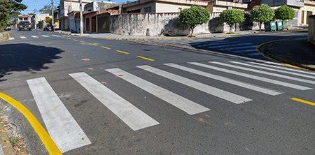 O que falta para melhorar o trânsito do Nações após as faixas de pedestre implantadas?