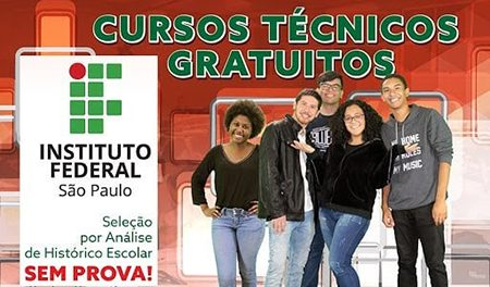 Read more about the article Que tal um curso técnico grátis na melhor escola pública de Salto?