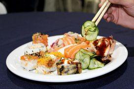 Read more about the article Sábado, dia 5, tem noite do sushi no Maeda, em Itu