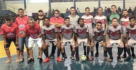 Read more about the article Palone Tintas: equipe iniciada no futsal vai começar no Amador C de Salto