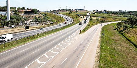 Rodovias administradas pela AB Colinas estão entre as melhores do país