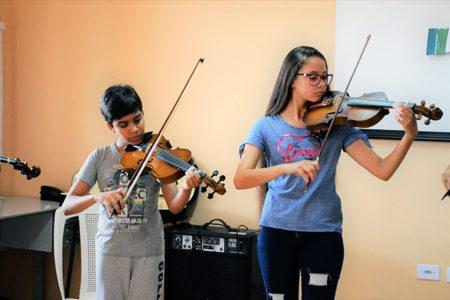 Read more about the article Dica para tirar seus filhos da internet: Casa da Cultura tem 5 cursos gratuitos para quem tem 8 anos ou mais