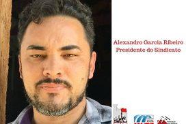 Alexandro Garcia fala sobre o discurso vendido para se acabar com direitos trabalhistas e a Previdência