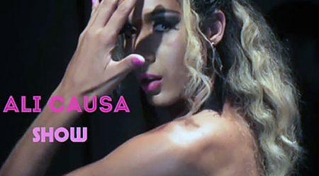 Read more about the article Samanta Lima, transexual saltense, estreou seu espetáculo de humor