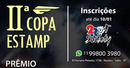Read more about the article Quadra 2R de Futebol Society promove a 2ª Copa Estamp e dará prêmio em dinheiro