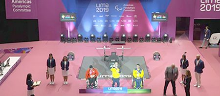 Read more about the article Saltense Bruno Carra arrebenta recorde do Parapan e ganha ouro em Lima