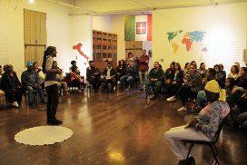 """Read more about the article Comunidade espera você para o 3º Sarau """"Café com Pretos"""""""