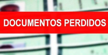 Read more about the article Documentos perdidos