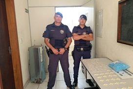 Denúncia anônima ajuda GCM a tirar 282 porções de drogas das ruas no Santo Antonio