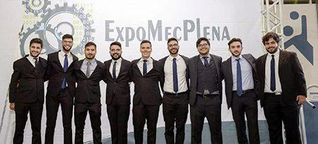 Ex-aluno do Prudente conquista 1º lugar na 44ª ExpoMecPlena da FEI