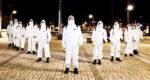 O que você achou do Exército ajudar na desinfecção contra a Covid em Salto?