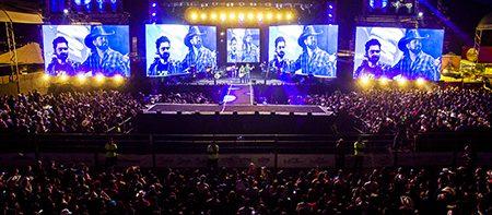 FAICI 2019 repete sucesso e encerra com arena lotada em noite de dois shows