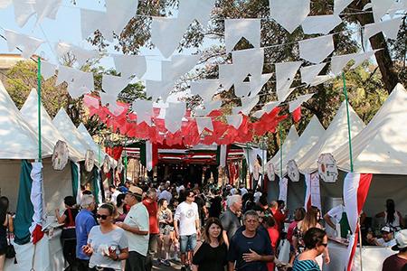 Começa hoje a 22ª Festa Ítalo-Saltense: você não pode perder!