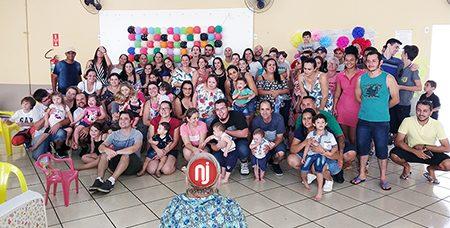 Familiares de crianças com Down se reuniram em Salto