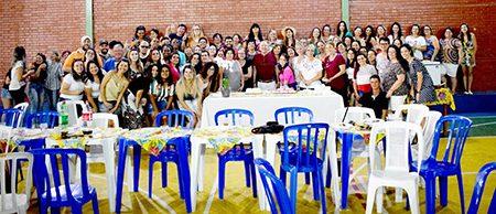 Colégio Prudente reúne sua equipe para celebrar o Dia dos Educadores