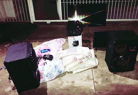 BBB que funciona: carro é identificado por câmeras, perseguido e 2 presos pela GCM por furto