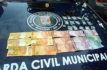 Read more about the article GCM prende mais um traficante no Santa Cruz