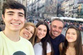Roberto Cabrini vai aos EUA cobrir acidente com Gugu e adia evento em Salto