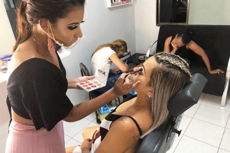 Você precisa conhecer o Atelier de Beleza da Lélly Mendes, na Avenida dos Trabalhadores, em Salto