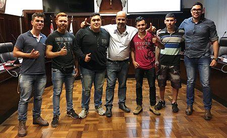 Motoboys discutem regulamentação da profissão em Itu