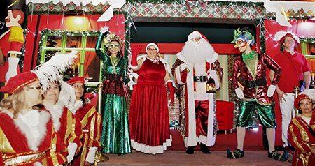 Veja como curtir o Natal com a família em Salto: festa começa hoje, dia 29