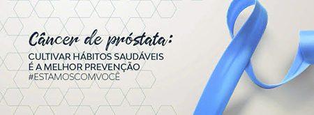 Novembro Azul: câncer de próstata mata em média 15 mil homens por ano no Brasil