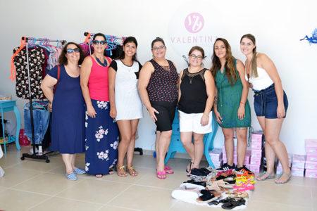 Valentina Boutique reúne empresas parceiras e amigas para os lançamentos do carnaval