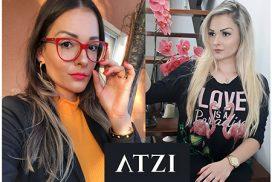 Você ainda vai ouvir falar muito da estilista Taline Azzi da ATZI