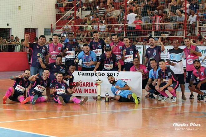 Tênis de Ouro Futsal joga sábado, dia 28, pelo Regional Liga Alfa de Futsal