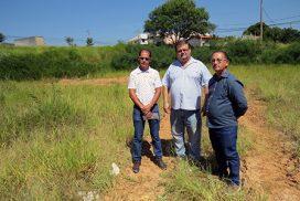 Garotinho, Natalino e Xandão pedem construção de nova creche no Jardim Cidade