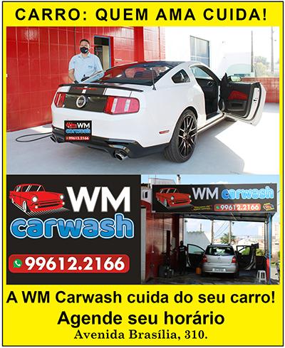 WM Car Wash Salto
