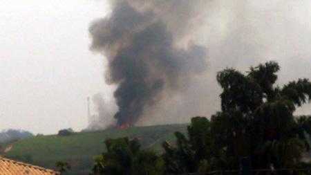 Você deve denunciar queima da cana em áreas próximas de bairros e condomínios de Salto
