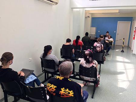 Pacientes do AME são atendidos em mais um mutirão e destacam o avanço na assistência do   Hospital Monte Serrat